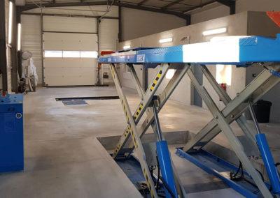 Nettoyage atelier professionnel - PL nettoyage Services à Savignac