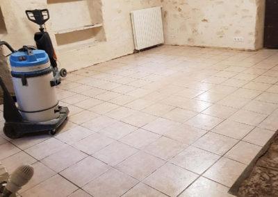 Nettoyage carrelage local professionnel - PL nettoyage Services à Savignac